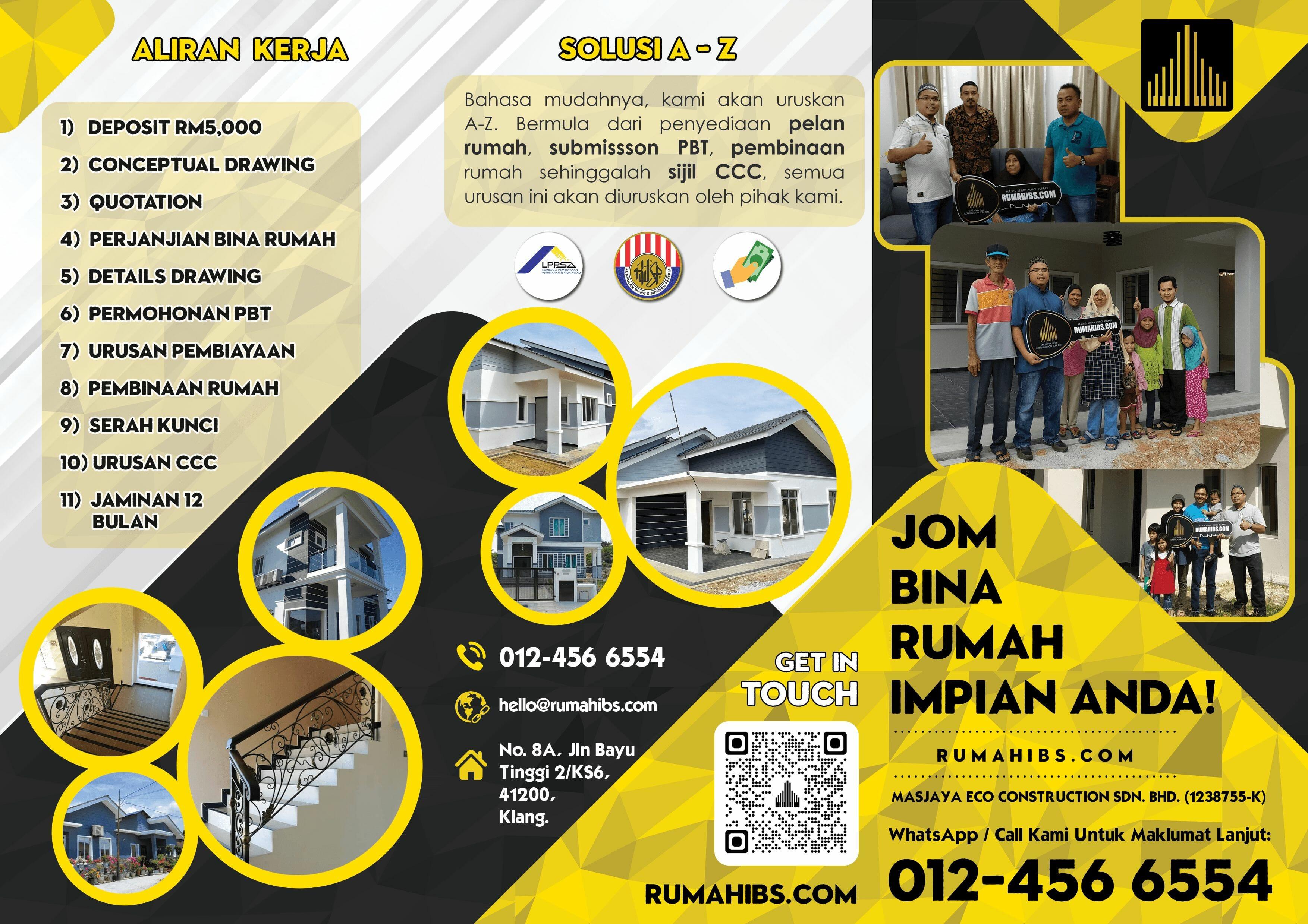 Brochure Rumah IBS 1